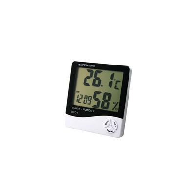 电子温湿度计 HTC-1大屏幕数显温度计定制