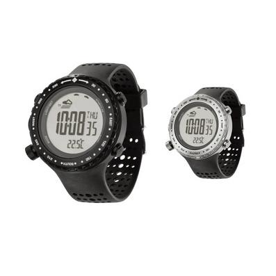 戶外多功能運動手表溫度鬧鈴夜光防水