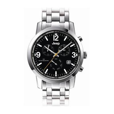 瑞士進口運動機芯男士手表 多功能商務精鋼男表