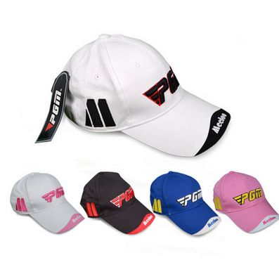 高尔夫帽子男款 高尔夫帽子有顶定制