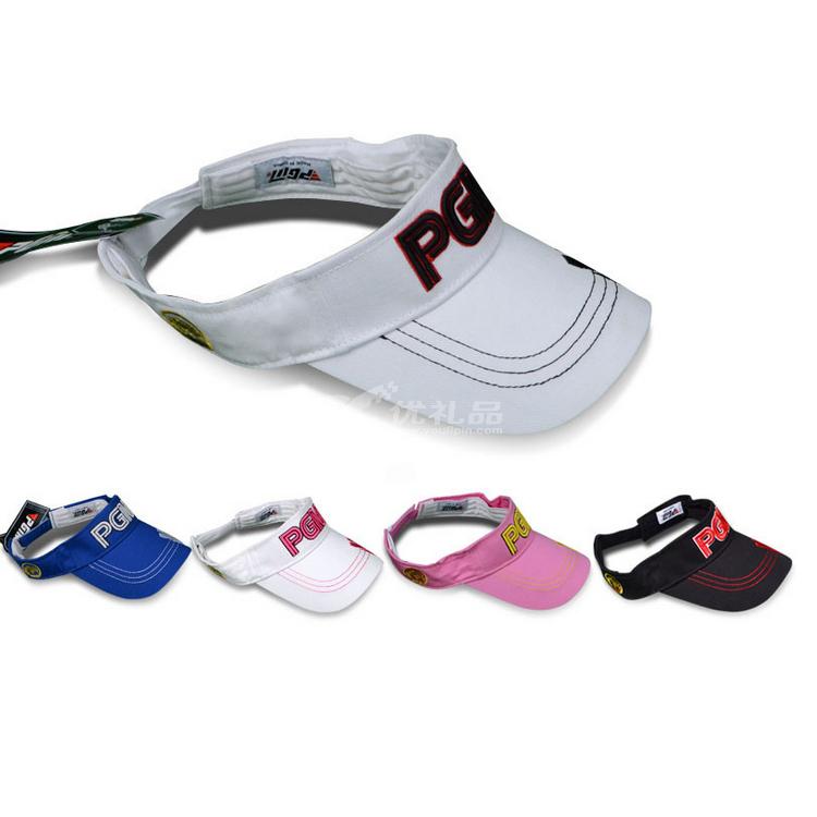 高爾夫帽子男款 高爾夫帽子無頂 情侶款定制