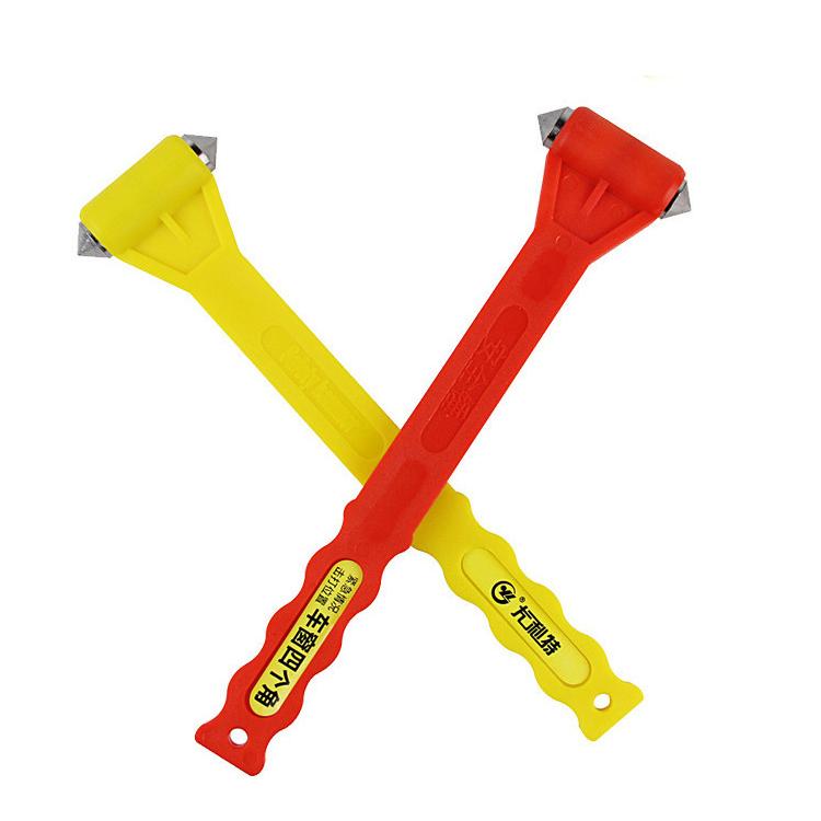 加长手柄 超大力救生锤 逃生锤定制
