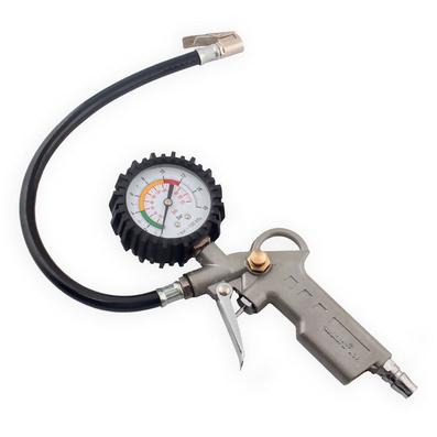 帶槍胎壓表 胎壓計 汽車輪胎測壓器定制