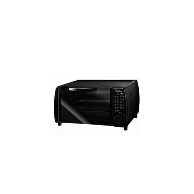 美的电烤箱MT10AH-AA 优质不锈钢内胆