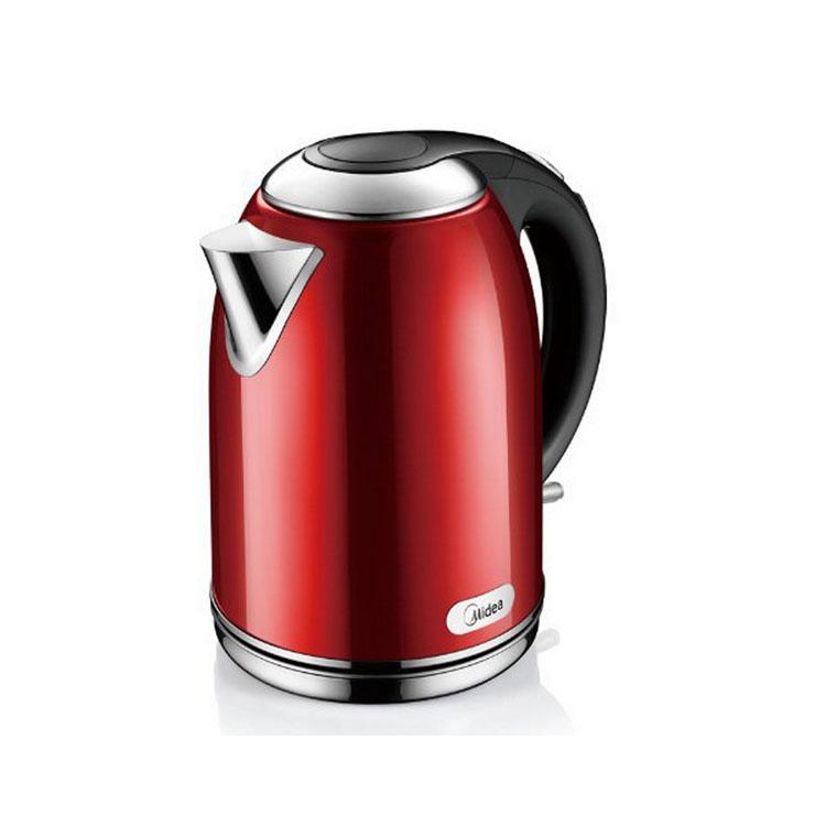 美的电热水壶17S28A1全不锈钢 大容量 热水壶礼品定制,礼品网礼品定制,礼品网