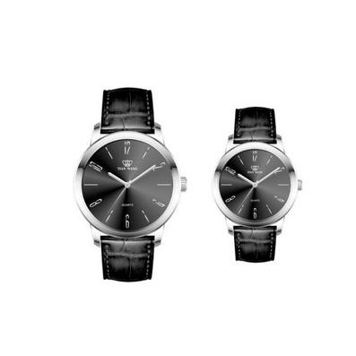 天王表 超薄情侶簡約 商務時尚石英手表