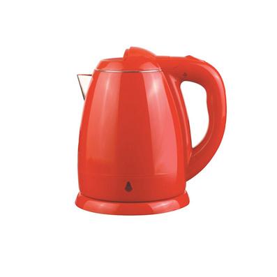 小鴨 電熱水壺雙層防燙 全不銹鋼燒水壺