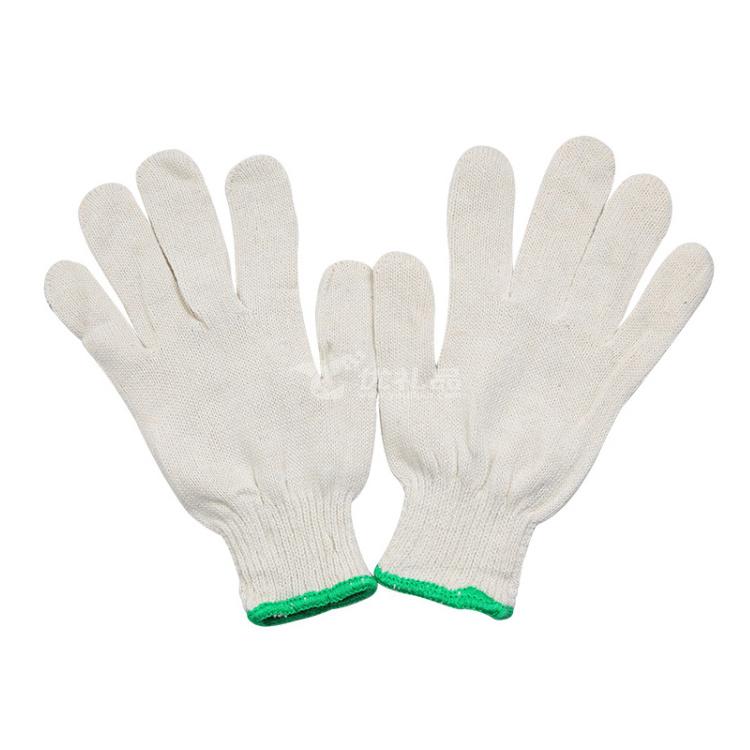 灯罩棉手套 劳保手套 防护手套定制