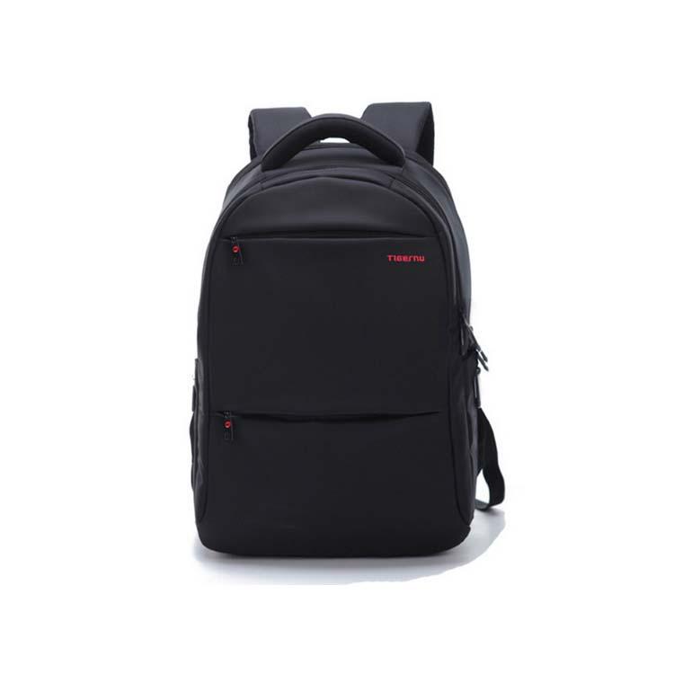双肩背包 电脑包经典款 韩版纯色商务型包包定制