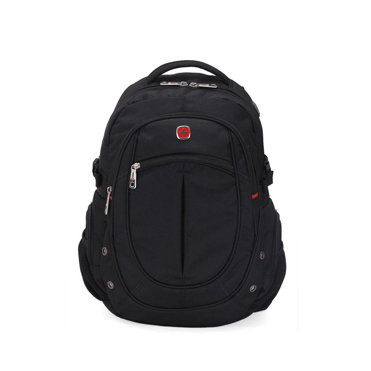 swissgear电脑包双肩包背包15寸休闲包旅行包定制