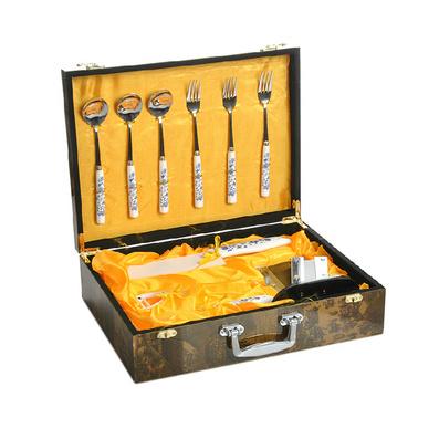 陶瓷刀具10件套 餐具禮品套裝定制
