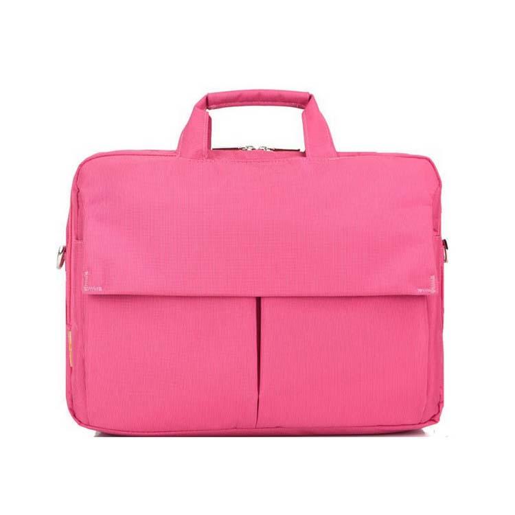 女包 手提电脑包 12-15寸高档尼龙防水防震休闲包包