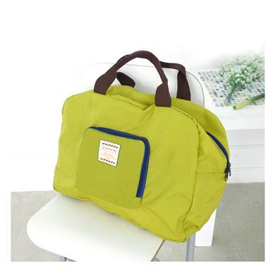 新款韓版時尚超薄單肩包 隨身攜帶超輕可折疊收納包
