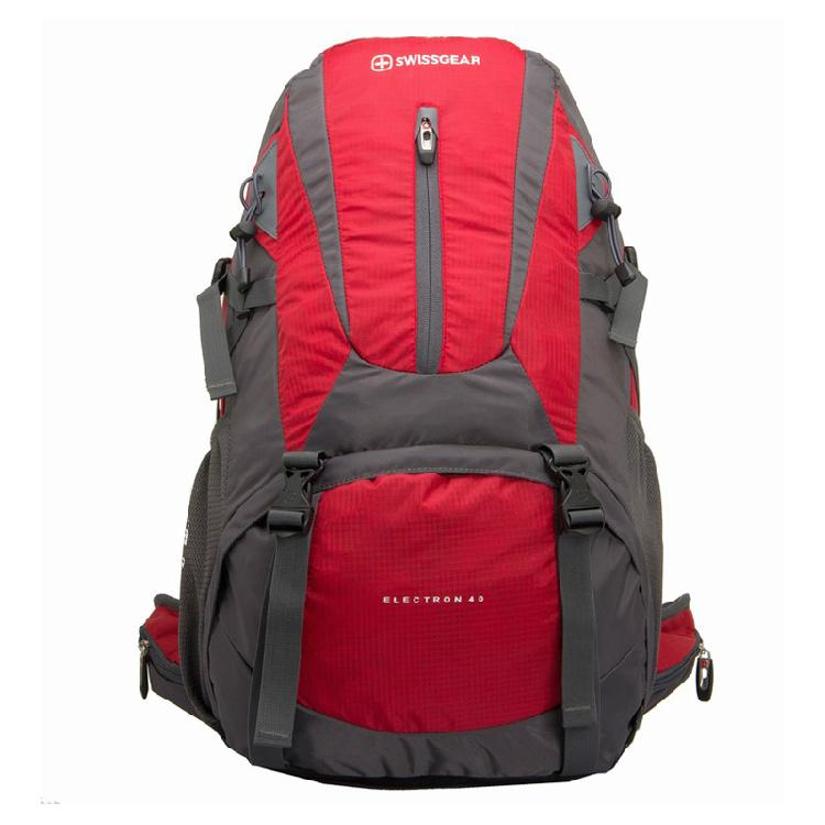 swissgear双肩电脑包背包旅行休闲登山包定制