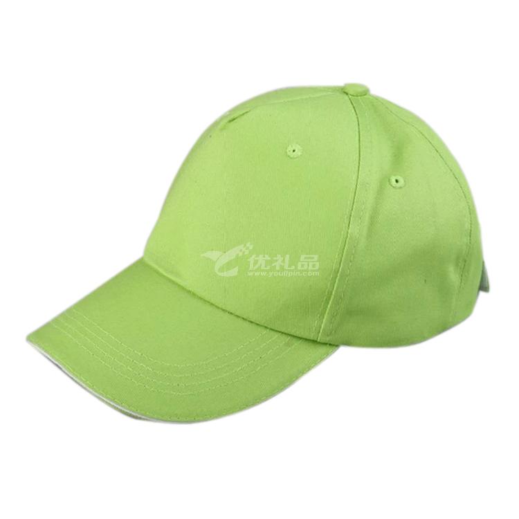 廣告帽子 全棉太陽帽 棒球帽定制