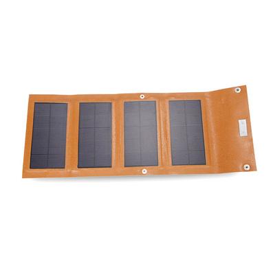 太陽能大功率快速充電器折疊移動電源定制