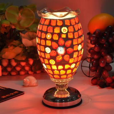 馬賽克觸摸式玻璃香薰燈定制