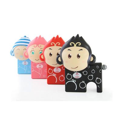 卡通動漫usb創意臺燈 猴子充電臺燈