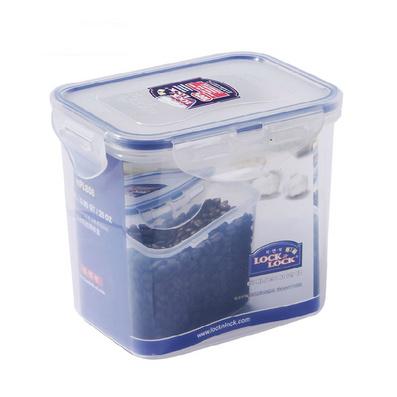 樂扣樂扣塑料保鮮盒 大容量保鮮盒850ml定制