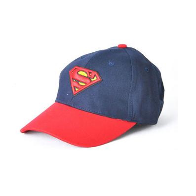 韩版超人归来棒球帽鸭舌帽 儿童棒球帽子