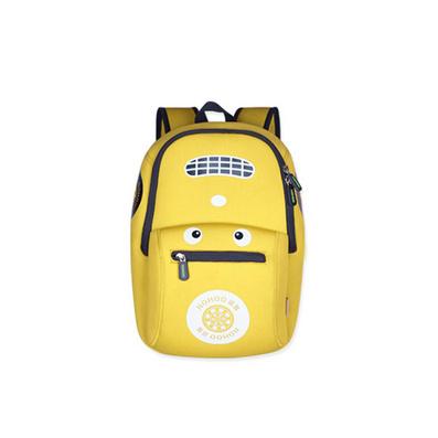 防水環保潛水料兒童書包幼兒園雙肩包小朋友背包汽車包