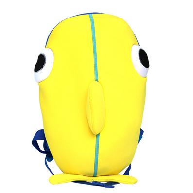 防水環保潛水料兒童書包 小朋友背包金魚包