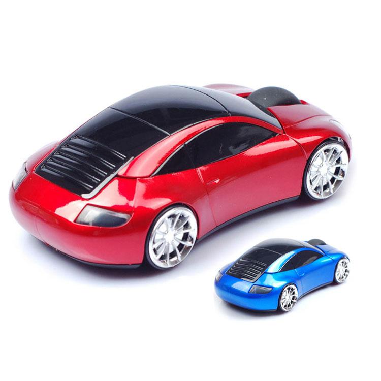 3D無線光電跑車鼠標