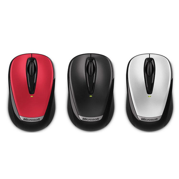 微软 无线便携鼠标 品牌鼠标 Nano接收器