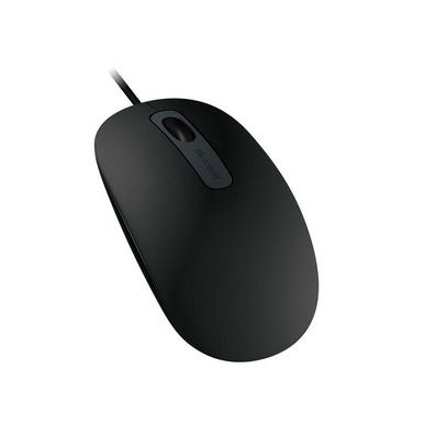 微軟 光學鼠標 辦公 精準定位 USB 黑色鼠標