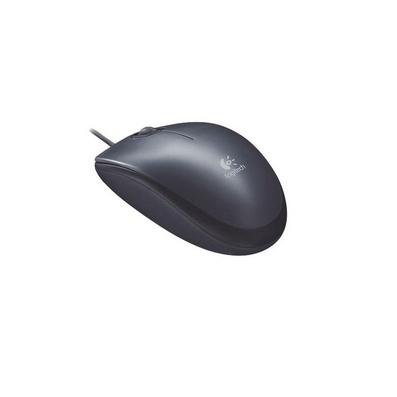 羅技 有線鼠標 筆記本電腦鼠標 USB接口