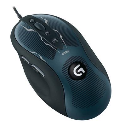 羅技 光電游戲鼠標 光電lol CF/CS 游戲鼠標