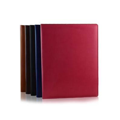 A4活页本 高档皮质笔记本活页本定制