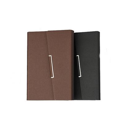 多色三折活页记事本 活页本 日记本 笔记本定制