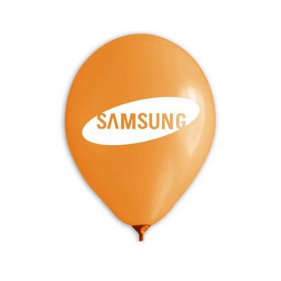 10寸乳膠珠光氣球定制