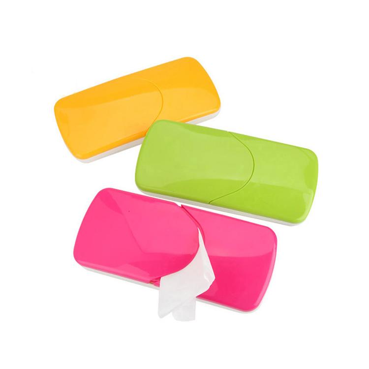 遮陽板式紙巾盒 車載車用紙巾盒紙巾抽定制