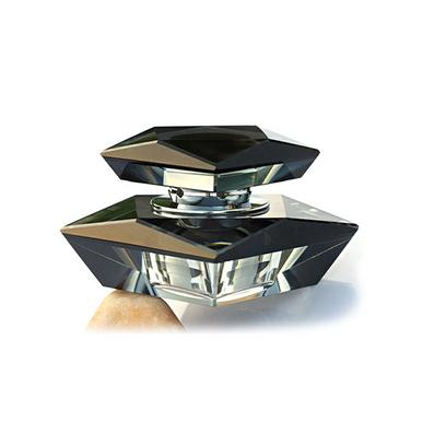 汽車香水 水晶香水座 汽車飾品 車載高檔K9水晶香水座 汽車香水座定制
