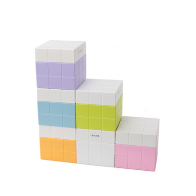 魔方紙巾盒 卷紙抽紙盒 可懸掛紙巾盒定制