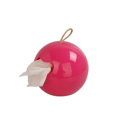 苹果纸巾盒 创意纸巾抽纸抽盒定制