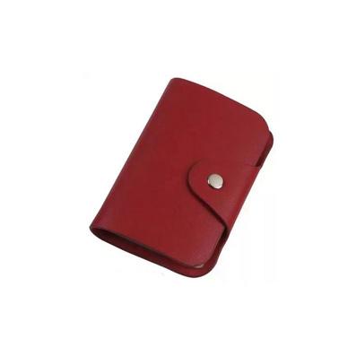 PU油边卡包银行卡包卡片包卡套定制