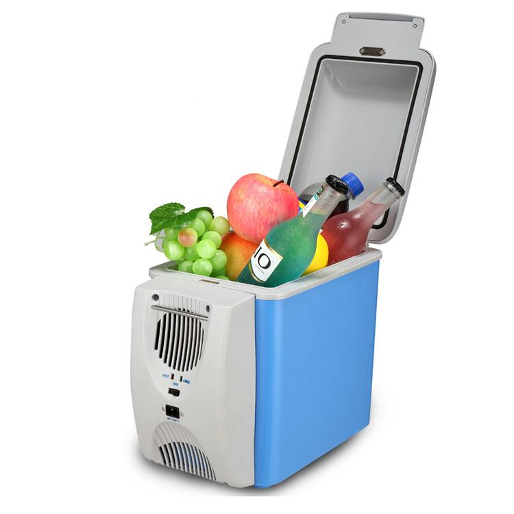 車載冰箱7.5L車用電子冰箱冷暖箱定制
