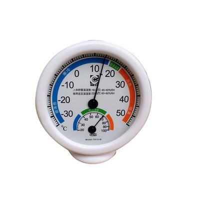 精美温湿度计台式温湿度计指针式温湿度计礼品温湿度计定制