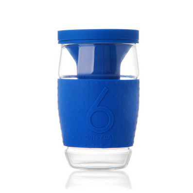Stylor/法国花色6杯水 新乐想泡茶杯定制