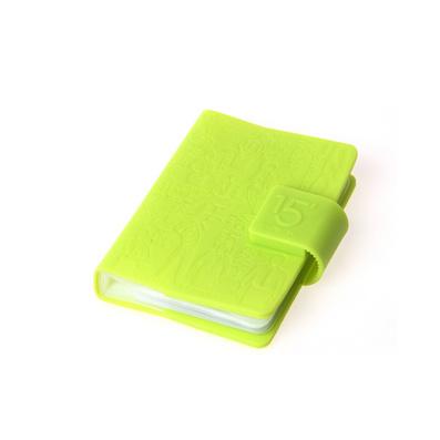 Stylor/法國花色健康MINI卡包硅膠卡包定制