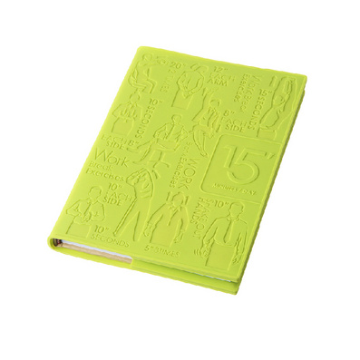 Stylor/法国花色健康BOOK笔记本提醒你运动的笔记本商务礼品