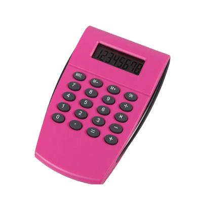 8位硅胶按键计算器