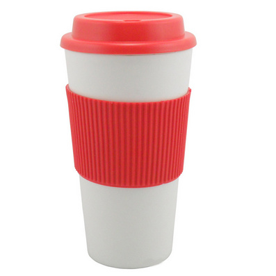 隔熱杯 雙層隔熱杯 塑料雙層隔熱杯 塑料隔熱杯
