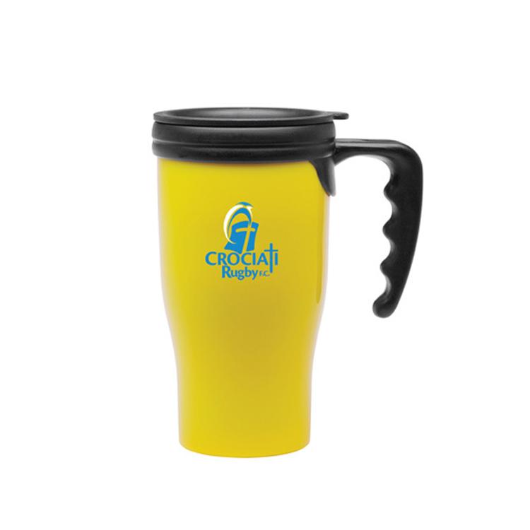双层塑料汽车杯车载杯塑料杯定制