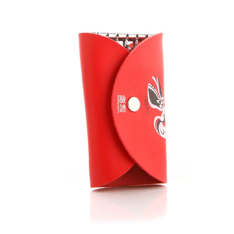 正品钥匙包 女式 真皮 韩国时尚汽车钥匙包 定制