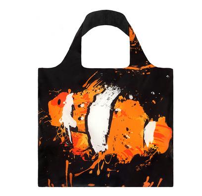 LOQI 春卷包│动物新潮包 折叠包 购物袋 单肩斜跨大包