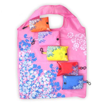 青花瓷購物袋  折疊購物袋